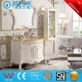 Governo di quercia di legno della mobilia della stanza da bagno di Soild (- da F8078)