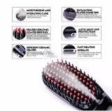 Профессиональный фен щетки/Система ионизации волосы щеткой/гребня для выпрямления волос с электроприводом