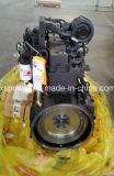 Dcec motor Cummins Diesel 6BTA5.9-C150 para la construcción del proyecto Engneering