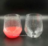 стекло вина конструкции 12oz Tritan янтарное