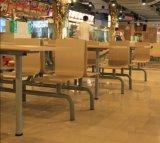 tabela e cadeira industriais do restaurante do uso da cantina 4seater