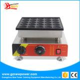Poffertjes eléctrico Grill (veinte cinco agujeros) con la CE para la venta