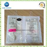 Eco-Friendly 투명한 PP는 방수 처리한다 단추 훅 (jp plastic005)를 가진 플라스틱 패킹 부대를