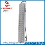 AC와 DC 책임 기능을%s 가진 재충전용 LED 관 빛