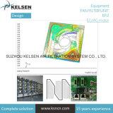 Salle blanche certifiées UL ultra fin filtre du ventilateur de l'unité MFD FFU