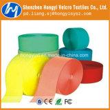 Cinta colorida del sujetador del gancho de leva 100%Nylon y del Velcro del bucle