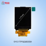 "1.77"" color TFT LCD de 128x160 puntos pantalla LCM Syc177Módulo PQQ003SH con IC ST7735r"