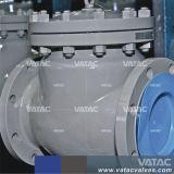 De Wcb Van een flens voorzien Klep van de Controle van de Schommeling F304&F316 Cl150 A105&A216
