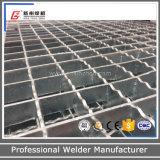 Gmw1-16*130-1000 automático de la Mf Rejilla de acero de la línea de producción