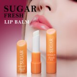 Бальзам губы сахара флейвора OEM померанцовый - самый лучший для сухих, Chapped & треснутых губ - Moisturizing бальзам губы