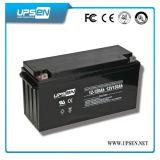 La válvula reguló la batería sellada 12V 100ah de la UPS de la batería de plomo