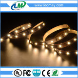 Alto indicatore luminoso di striscia flessibile di prezzi di fabbrica di lumen SMD2835 60LEDs/m 12V 10mm LED