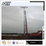 25m beleuchtender Mast Polen mit LED