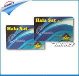 Пластичная кредитная карточка верноподданности карточки подарка