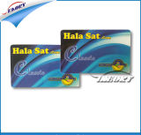 Plastikgeschenk-Karten-Loyalität-Kreditkarte