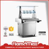 6 Wanne Bain Marie Nahrungsmittelwärmer (HBX-6X)