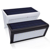 48 LED 800lm 옥외 태양 강화된 마이크로파 레이다 운동 측정기 빛 무선 안전 벽 빛