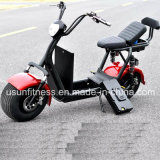 Мощный зеленый электрический скутер с 1000W Бесщеточный двигатель