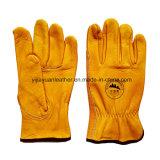 革靴ドライバー保護安全作業手袋