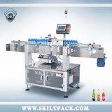 Nuevo tipo automático máquina de etiquetado de la botella de la dimensión de una variable redonda