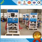 Système de ravitaillement du gicleur CNG de double de qualité de promotion