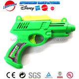 Juguete plástico del arma del lanzador de Ninja para la promoción del cabrito