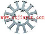 ケイ素鋼鉄押すモーター回転子の固定子シート、モーターコアラミネーション