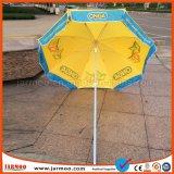 De Digitals d'impression d'usine parapluie extérieur de plage de Sun directement