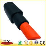 Forme de vente chaude rouge à lèvres PVC USB