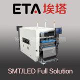 Eta 800 Acero Inoxidable de PCB de Ultrasonidos de alta presión con la máquina de limpieza en seco de aire caliente