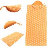 昇進の印刷されたFoldableビーチタオル