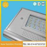 Réverbères solaires Integrated économiseurs d'énergie de panneau solaire avec le détecteur de mouvement