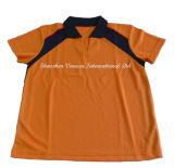 Eenvormige school/Sportkleding/het droog-Geschikte Overhemd van het Polo voor Jonge geitjes