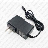 Wir Adapter-Stromversorgung CCTV-Überwachungskamera-System des Stecker-12V 1A AC/DC
