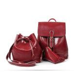 3PCS一定の女性Backpack Bucket Purse Fashionショルダー・バッグ(WDL0845)