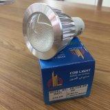 Prix d'usine White 5W Gu5.3 LED spotlight ampoule de LED