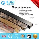 Chuveiro de aço inoxidável elegante sala de gabinete (BL-B0031-C)