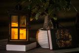 Lanterna solare della candela della lanterna solare del metallo della decorazione per la decorazione del giardino