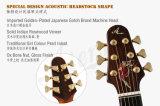 Guitarra acústica superior dobro Handmade nivelada mestra de Aiersi