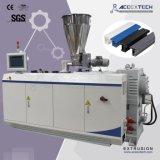 Profilo del PVC di buona qualità che fa macchina