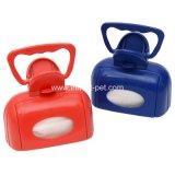 Huisdier Pooper Scoopers van de Vorm van de Handtas van het Product van de hond het Plastic