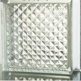 Radura o blocco di vetro colorato per la parete