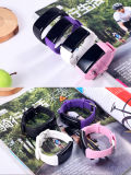 De hete Verkopende Slimme Armband van de Fitness Bluetooth van de Sport Waterdichte voor Androïde Ios