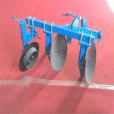 Aratro a disco agricolo del trattore condotto a piedi 3 dell'aratro a disco