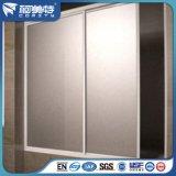 Profils en aluminium de pièce de douche avec le service d'OEM
