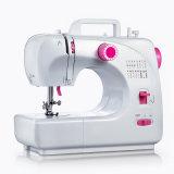 Máquina de costura em couro para uso doméstico com 16 malhas (FHSM-508)