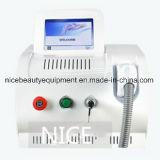 Laser portatile del ND YAG di rimozione del tatuaggio dell'Q-Interruttore