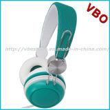 Populärer Wegwerfkopfhörer-fördernder Stereokopfhörer ohne Mic