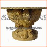 Tabella di pietra con le statue cadute Mt1706 di angelo
