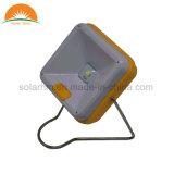 Lámpara de lectura solar portable del gancho de leva LED de la botella del alto lumen